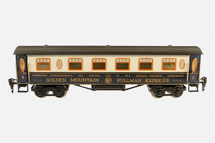 Märklin Golden Mountain Pullman Express