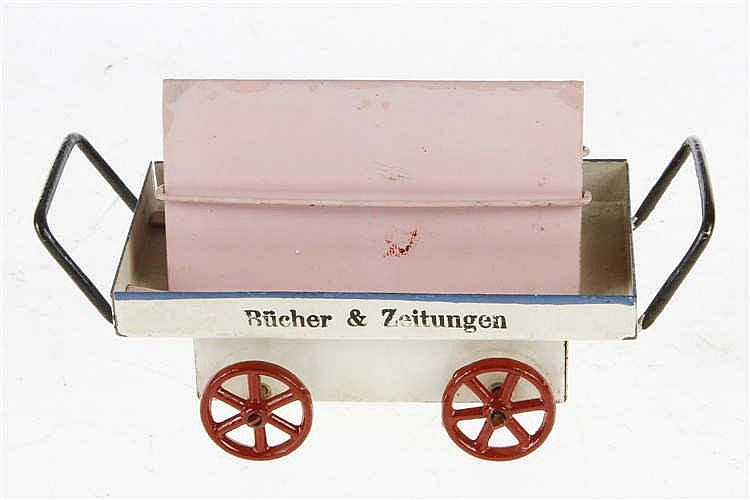 Märklin Zeitungswagen