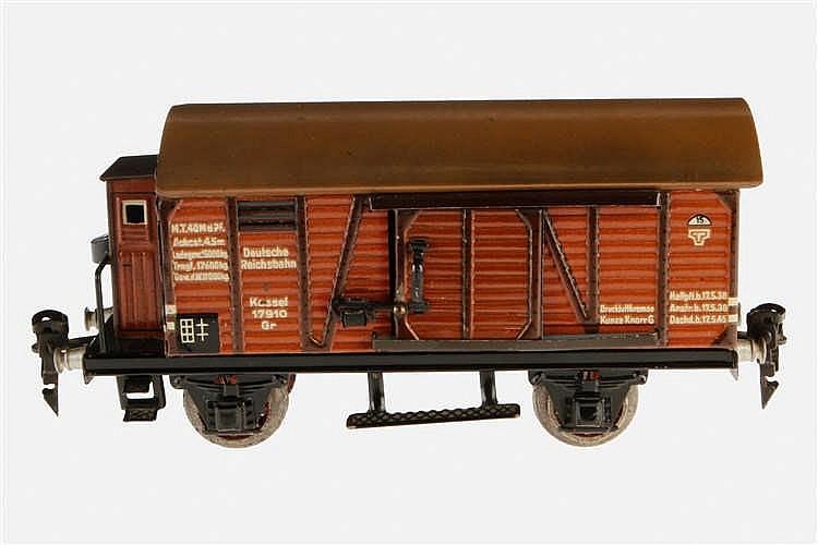 Märklin ged. Güterwagen 1791 B