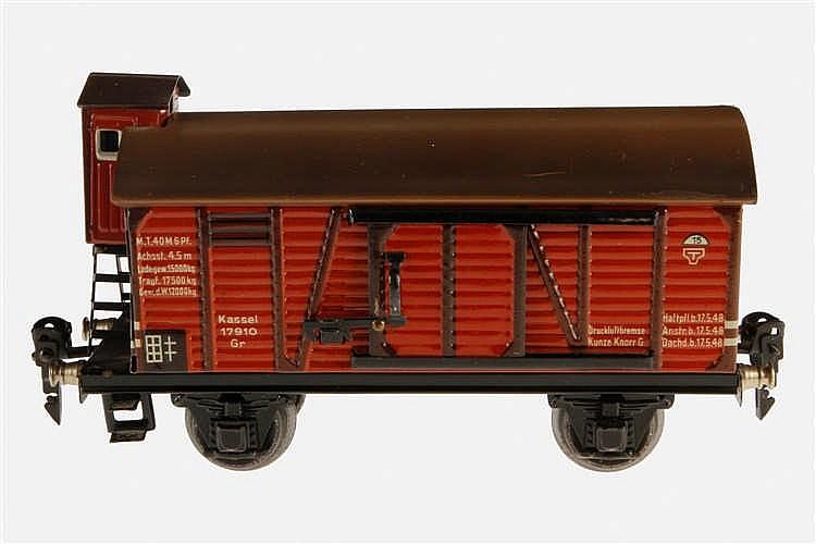 Märklin ged. Güterwagen 1791