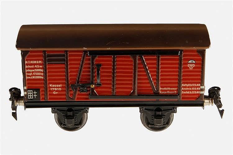 Märklin ged. Güterwagen 1781