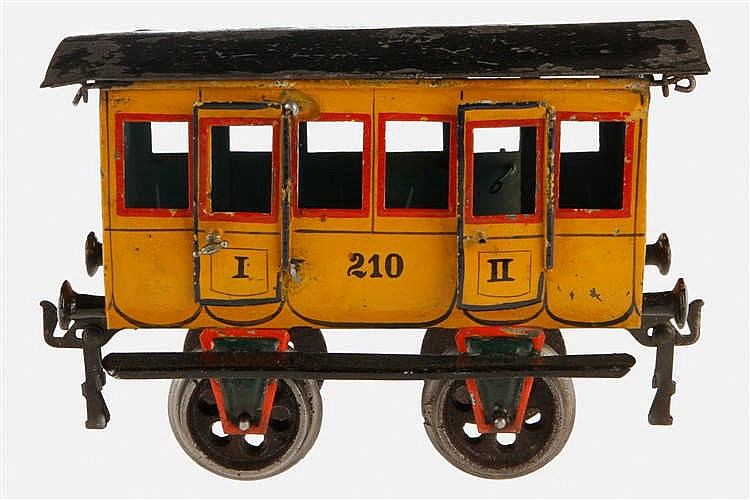 Märklin Abteilwagen 1806