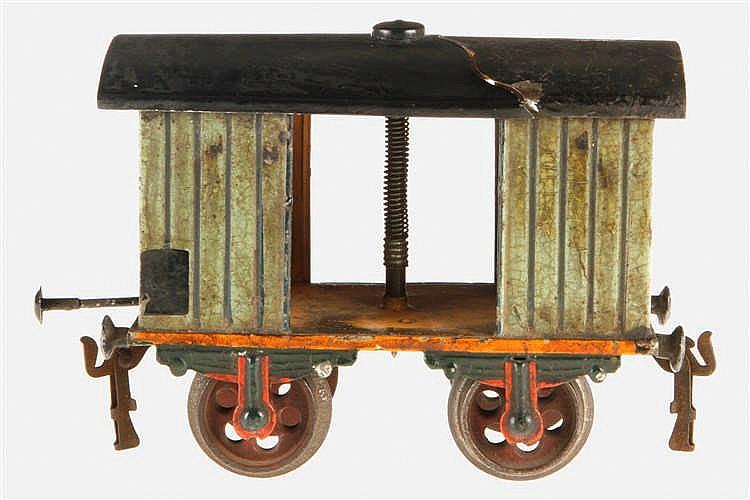 Märklin Katastrophen-Gepäckwagen 1839