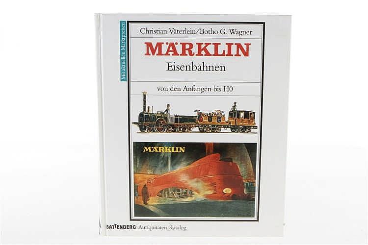 """Battenberg-Buch """"Märklin Eisenbahnen"""""""