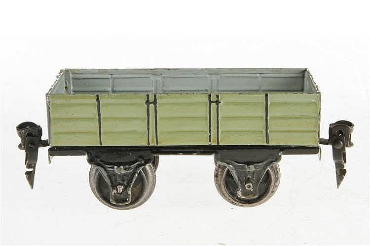 Märklin offener Güterwagen 1916