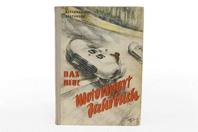 """Buch """"Das neue Motorsport Jahrbuch"""""""