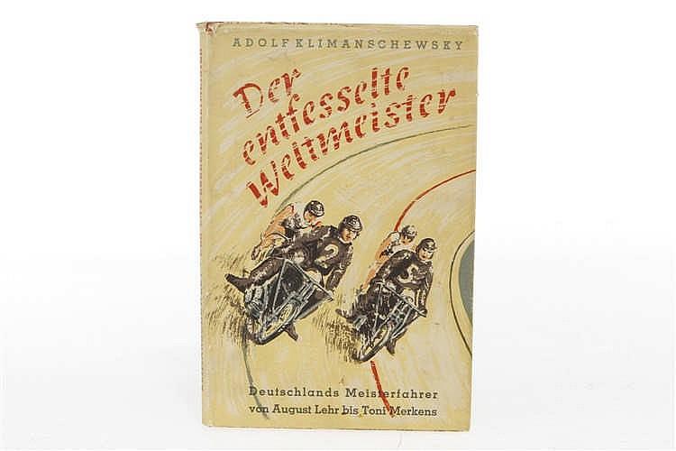 """Buch """"Der entfesselte Weltmeister"""""""
