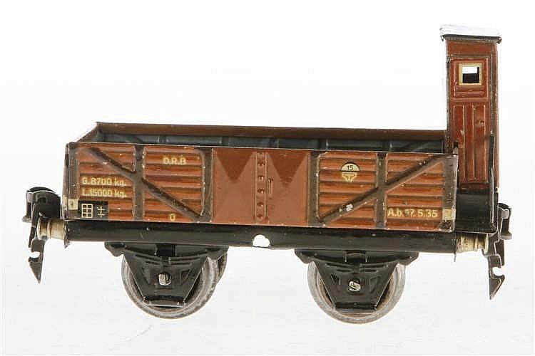 Märklin offener Güterwagen 1671