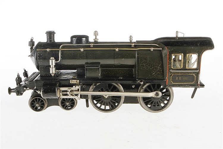 Märklin 2-B-Dampflok EE 1021