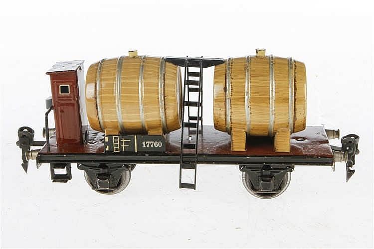 Märklin Fasswagen 1776