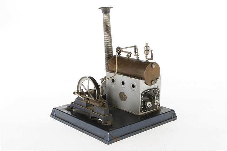 Plank Dampfmaschine