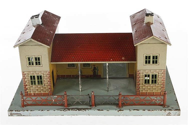 Bing Vorortbahnhof 10373