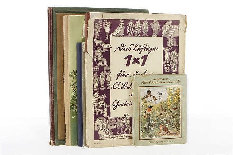 5 versch. Kinderbücher