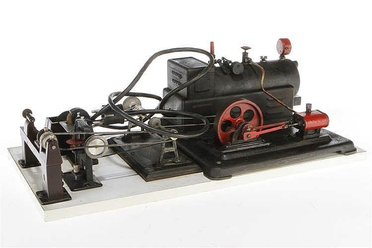 DDR Dampfmaschine 50er Jahre