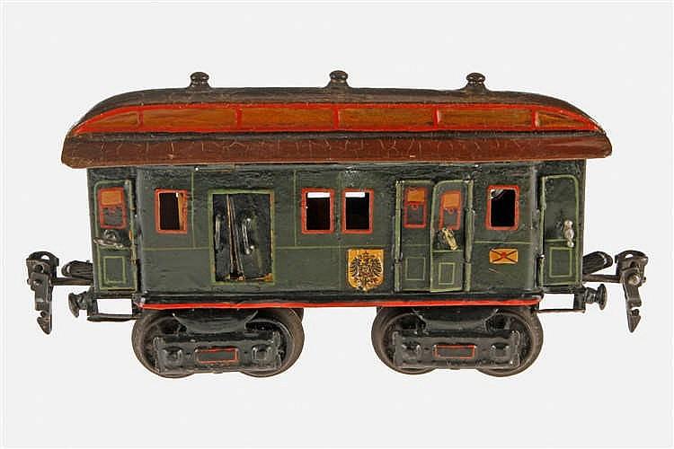 Märklin Postwagen 1844