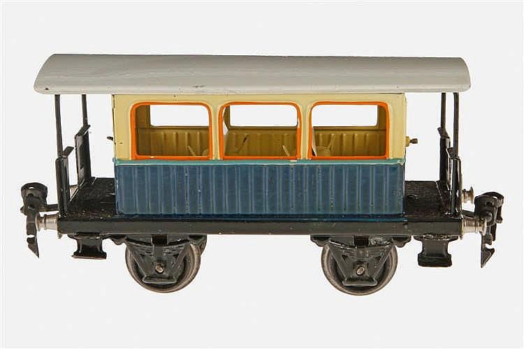 Märklin Aussichtswagen 1835