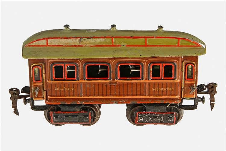 Märklin Schlafwagen 1843
