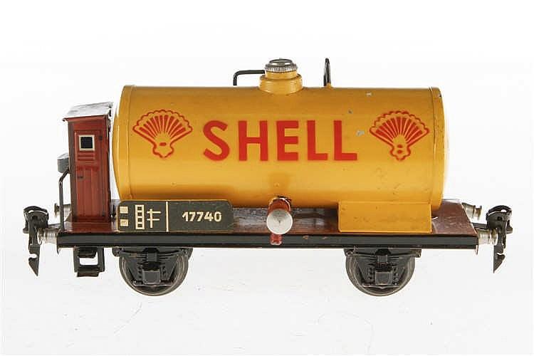 Märklin Shell Kesselwagen 1774