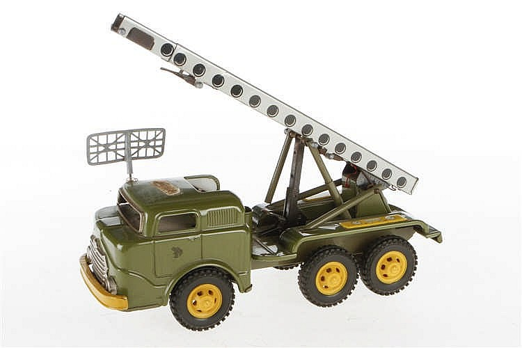 Gama Raketen-LKW