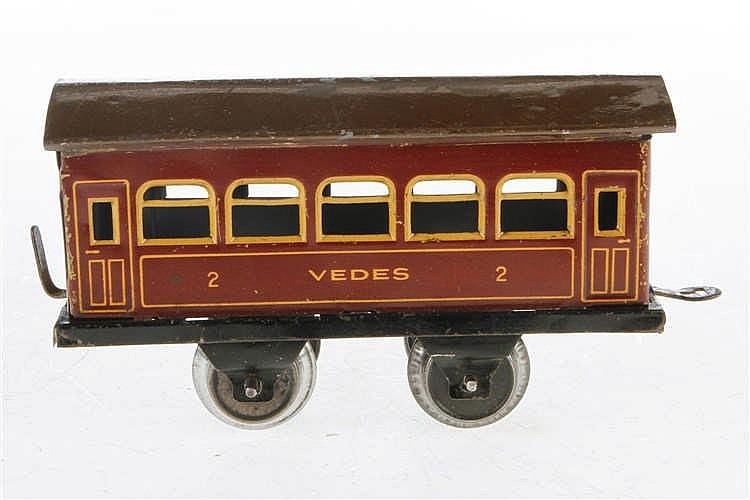 "Bing ""Vedes"" Personenwagen"