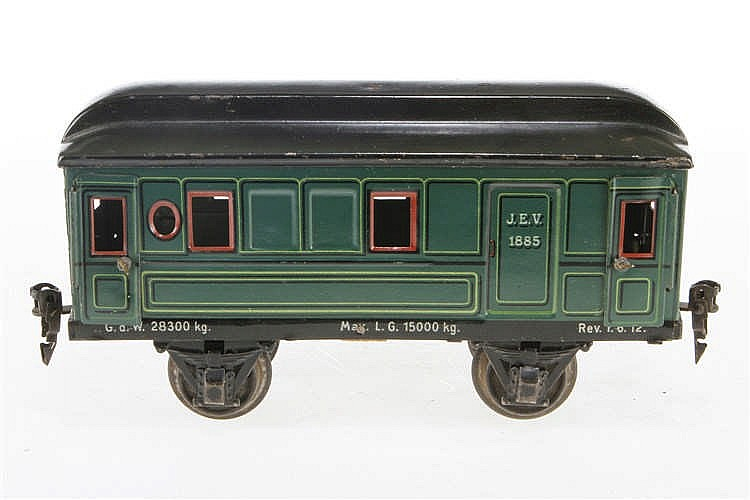 Märklin Gepäckwagen 1885