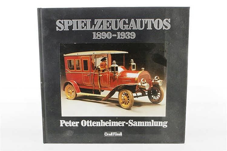 """Buch """"Spielzeugautos 1890-1939"""""""