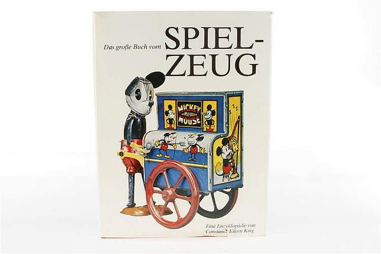 """Buch """"Das große Buch vom Spielzeug"""""""