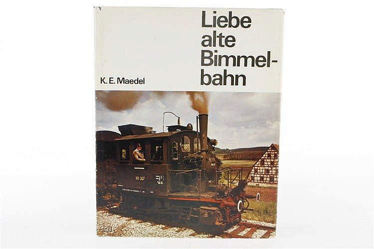 """Buch """"Liebe alte Bimmelbahn"""""""
