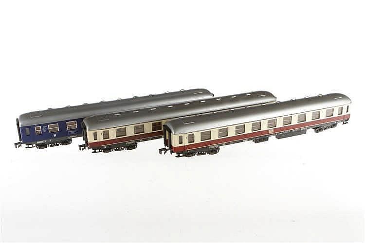 3 Lima D-Zug Wagen