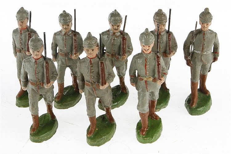 Konv. 8 E Soldaten