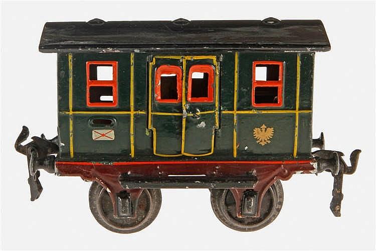 Märklin Postwagen 1802