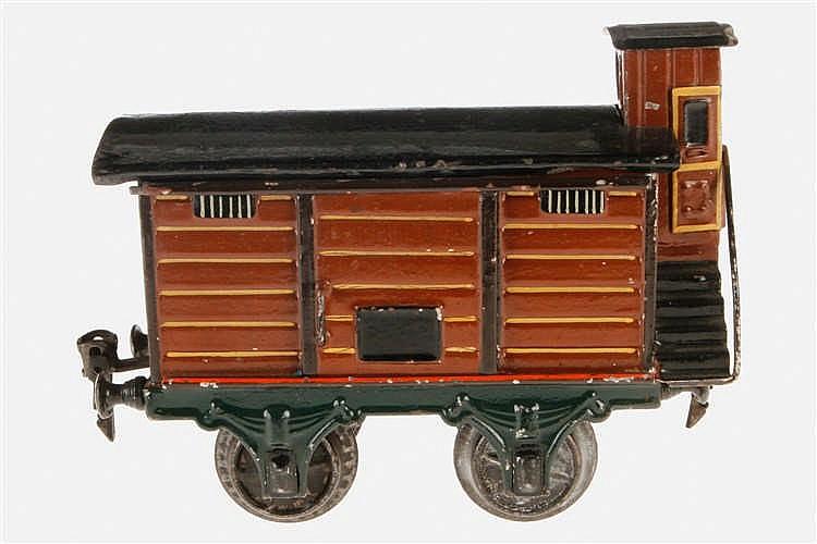 Märklin gedeckter Güterwagen 1804