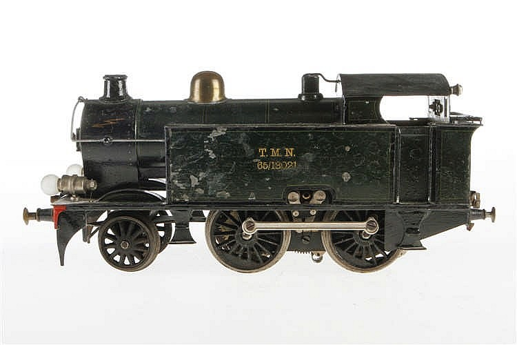 Märklin 1-B Tenderlok TMN 65/13021