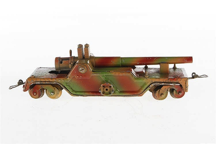 Flakwagen