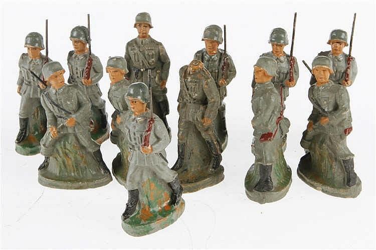 Konv. 12 FF Soldaten