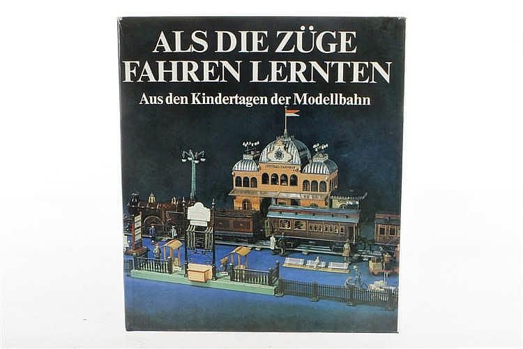 """Buch """"Als die Züge fahren lernten"""""""
