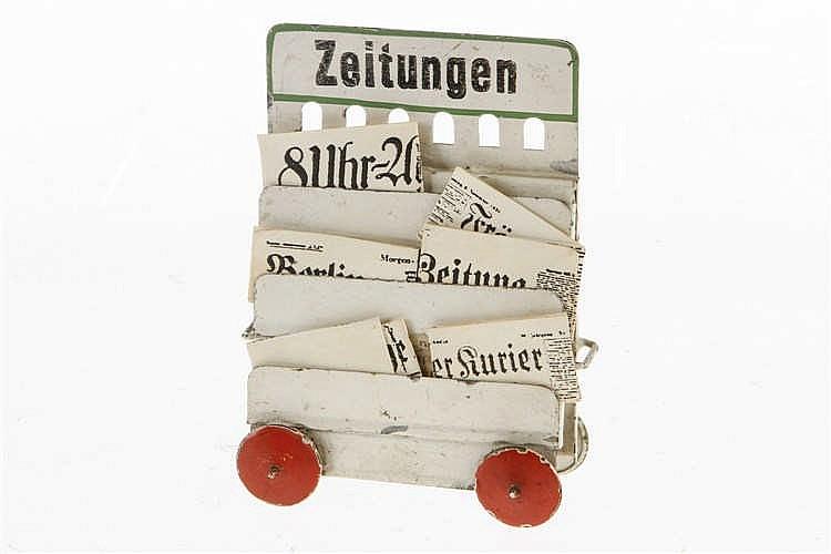 Bing Zeitungswagen