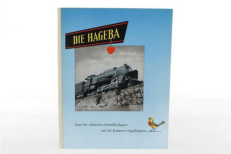 """Buch """"Die Hageba"""""""