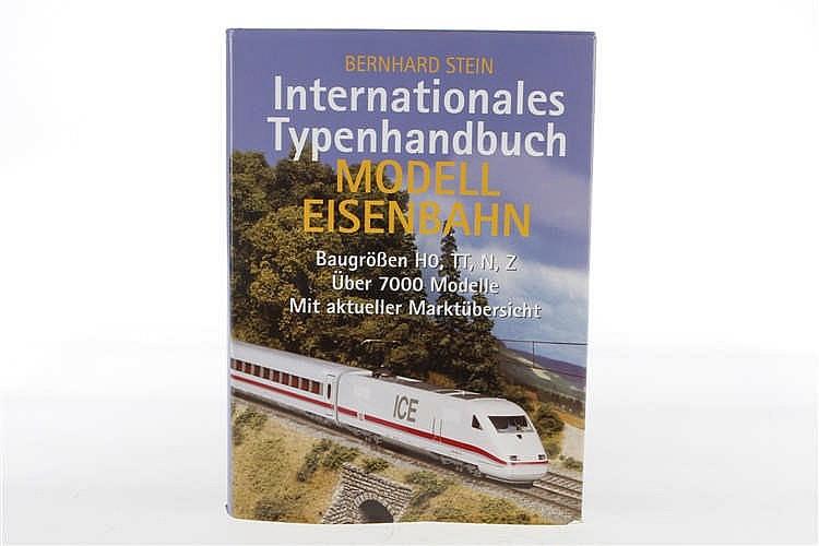 """Buch """"Modelleisenbahn"""""""