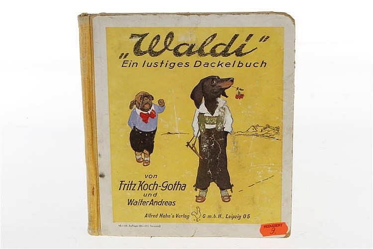 """Bilderbuch """"Waldi"""""""