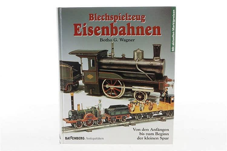 """Battenberg-Buch """"Eisenbahnen"""""""