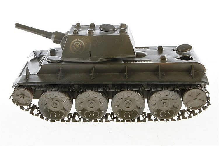 """Russisches Panzermodell Typ """"KW 1"""""""