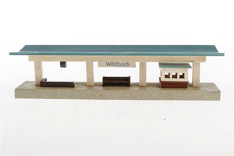 "Bahnsteig ""Wildbach"""