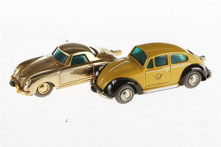 2 Schuco Micro Racer 1046 und 1047