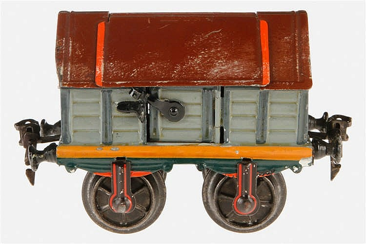 Märklin Klappdeckel-Zement-Wagen 1815