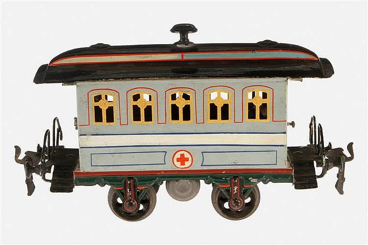 Märklin Sanitätswagen 1828