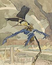 Le Petit, Alfred (1841-1909) France - Oiseaux sur une branche