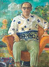Portrait of General Prajogo