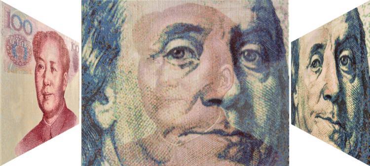 Mao Zedong & Benjamin Franklin IV