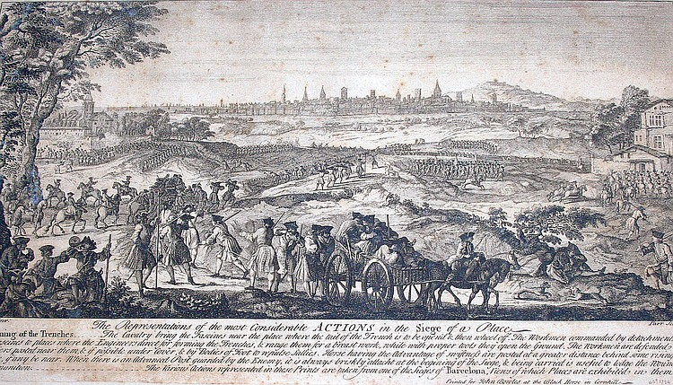 AFTER JEAN BAPTISTE RIGAUD (1700-1754) THE